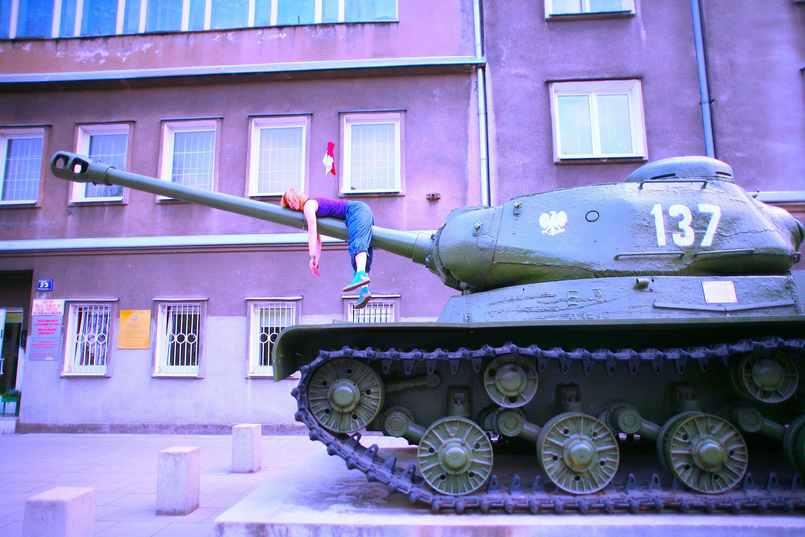 przybyszfront page Fot, Katarzyna Pałetko